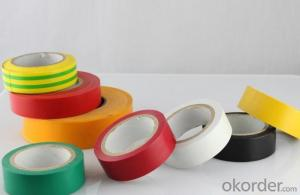 Red/Blue/Yellow/Green/White/Black PVC Electrical Tape,PVC Tape SGS OEM Factory
