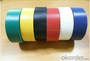 Strong Adhesion PVC Electrical insulation Tape
