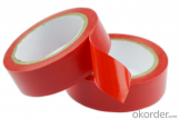 Electrical Pvc Adhesive Tape SGS OEM Factory