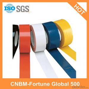 PVC Adhesive Tape Pressure Sensitive Single Sided