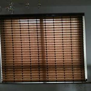 Triple Shade/Shangri-La Blind For Home Decor