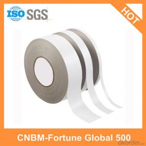 Single Sided Tissue Adhesive  Multiple Use Tape Antistatic
