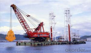 New-Type Intelligent Large-Scale Grab Dredger,Dredger