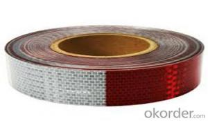 3M Reflective Tape Single Sided Hot Melt Warning