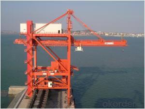 Bridge-Type Grab Ship Unloader,Overhead Grab Ship Unloader,Crane,Harbor Machinery