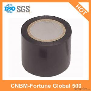 Black PVC Electrical Tape Pressure Sensitive