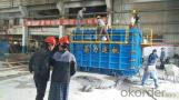 concrete culvert box making machine mold