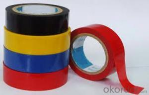 Pvc electrical tape  Single Sided factory price