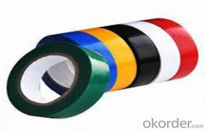 Rubber pvc electrical tape china supplier