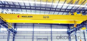 QD Model overhead Crane with Hook,Serises of crane