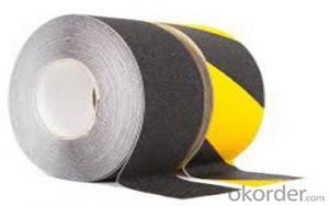 3m PVC  Rubber Reflective Barrier Adhesive tape for warning