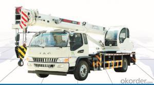 QY Mobile Crane 10/ 25 ton QY Truck Crane 10/ 25
