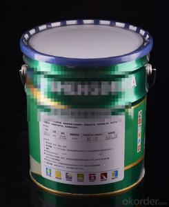 Senior green latex paint  New Building Materials