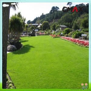 outdoor waterproof green turf  garden landscaping Artificial grass