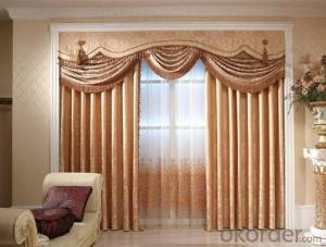 European style  blind curtain for livingroom