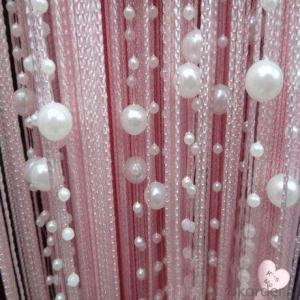 Romantic style bead String Curtain for living room