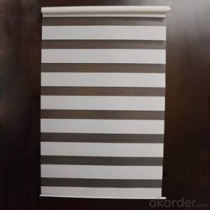 indoor day night zebra roller blind curtain