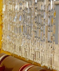 Interior Home Decorative crystal  curtain