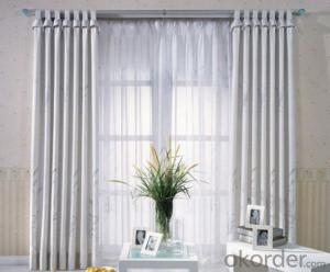 enviromental motorized window curtains/blinds for hotel and room