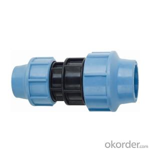 PPR Coupling Watering Irrigation used in Industrial Fields with  High Quality