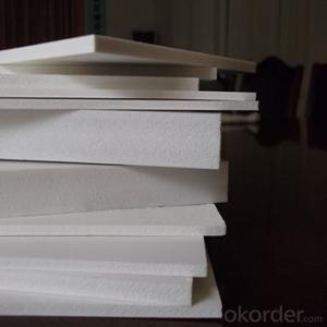 10mm white PVC foam sheet with good quality