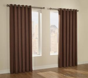Manual Customized Size Curtain for livingroom