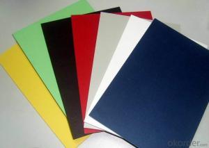 pvc foam board / foamex sheet / cellulose acetate sheet from China