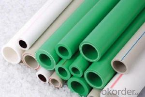 2017 New  PPR house hold  plastic pipe  suppliers