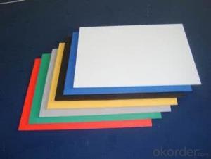 cellulose acetate colour sheets,colourful PVC board foam