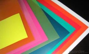 cellulose acetate colour sheets,colourful PVC board foam