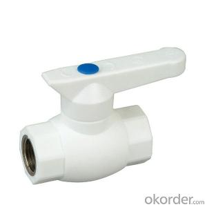 *Ppr Pipe and Fittings for water with New Material Made in China Lasted
