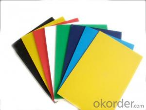 PVC foam board/hot size 1.22m*2.44m/biggest manufacturer from CNBM