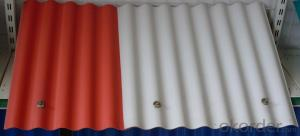 Fiberglass Roofing Sheets/ Corrugated Plane Skylight with High Quality On Sales