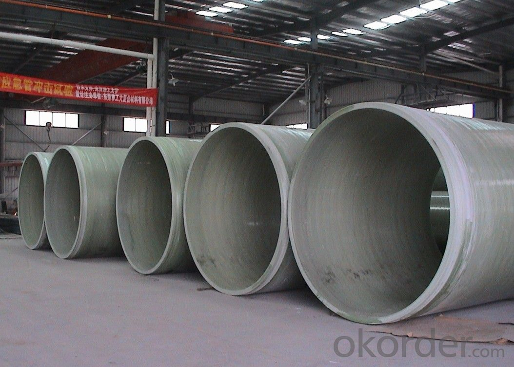 Buy glass fiber reinforced polymer pipe light weight for