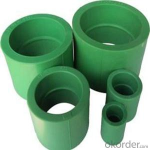 Plastic Pipe PPR Water Pipe Fittings Coupling
