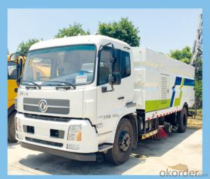 Sweeping Truck, Environmental Sanitation Equipment