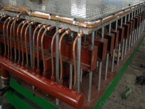 FRP Grating  Moulding Machine with High Quality on Hot Sale