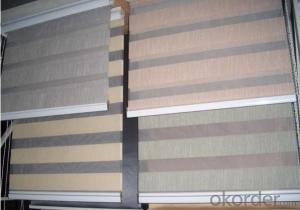 roller blind customized zebra Venetian for home decoration
