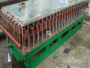 Automatic FRP Soundproof Board Grating Making Machine