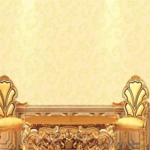 Vinyl Wallpaper Metallic Border Hot Sale Wallpaper Dealers