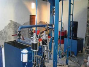 FRP Horizontal Tank Filament Winding Machine Supplier