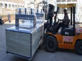 Hydraulic FRP Profile FRP Pultrusion Machine with High Quality