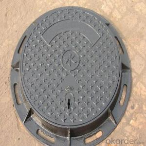 Ductile Iron Manhole Cover of Light Duty Made in China