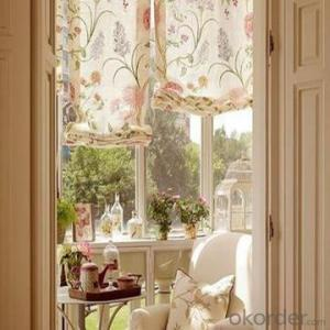 Roller Blind Curtains Waterproof Curtain for Window