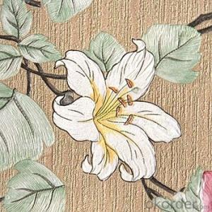 Wallpaper Non-Woven Luxury Wall covering best selling wallpaper