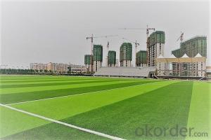 Badminton artificial grass and  in sport court
