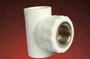 2018 PVC Three Tee Fitting Used in Industrial Fields