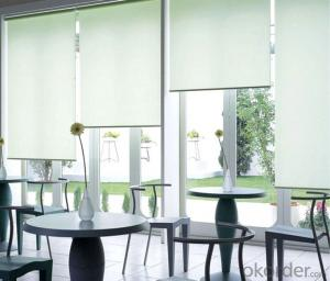 Roller Blinds Curtains Window with Fairly Reasonable and Competitve Price