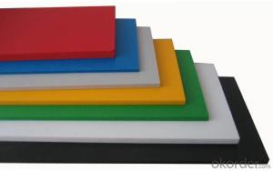 Professional manufacturer high density pvc foam board