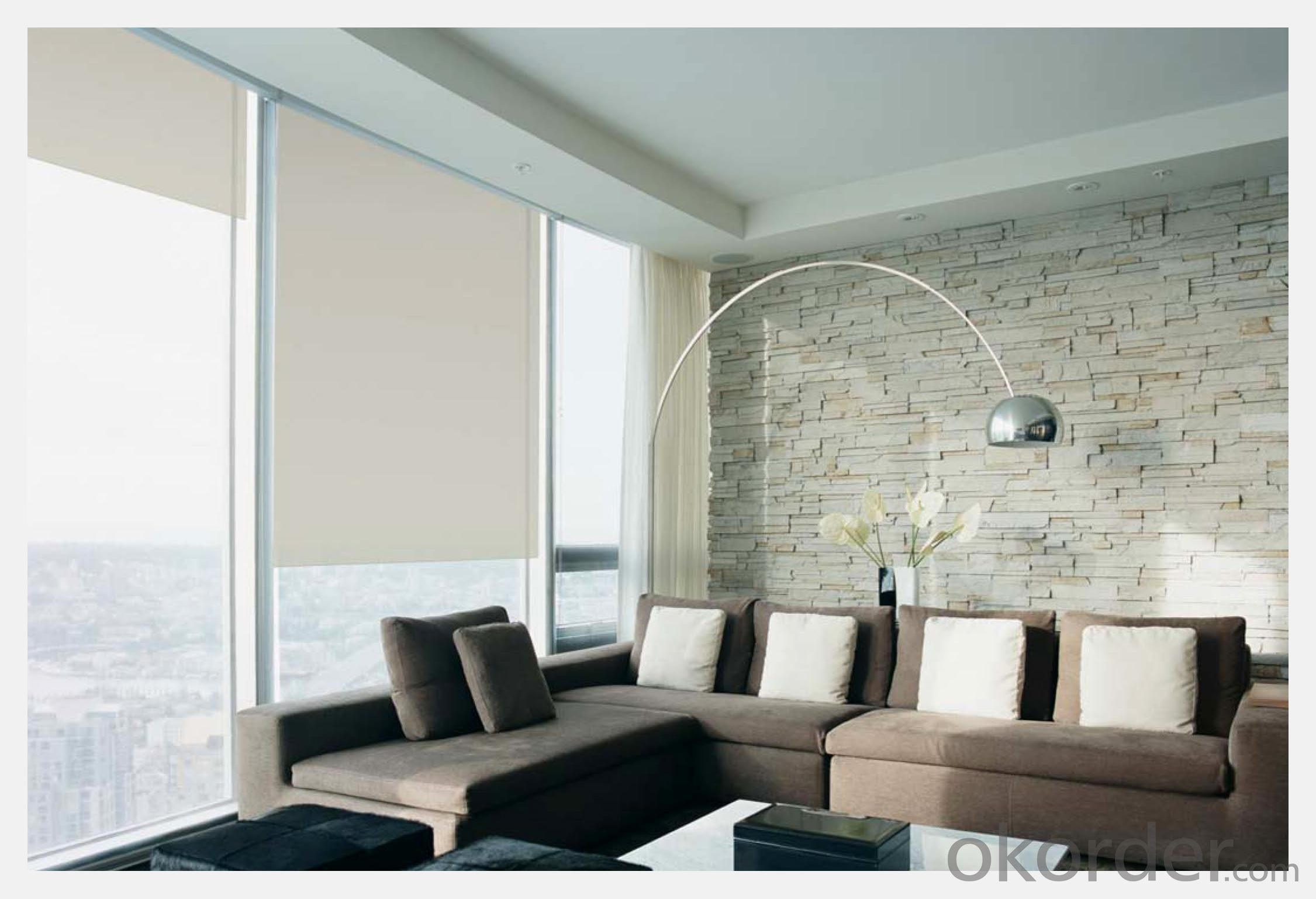 Buy One Way Vision Roller Blinds M Otorised Sunscreen